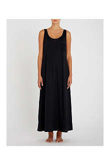 HANRO Sleeveless cotton-jersey nightdress