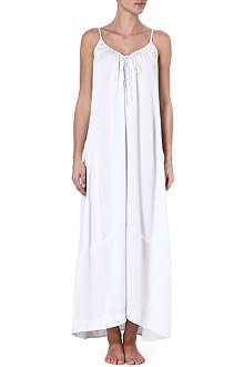DONNA KARAN Satin night gown