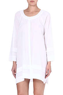 DONNA KARAN Cotton sleep shirt