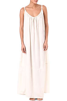 DONNA KARAN Satin nightdress