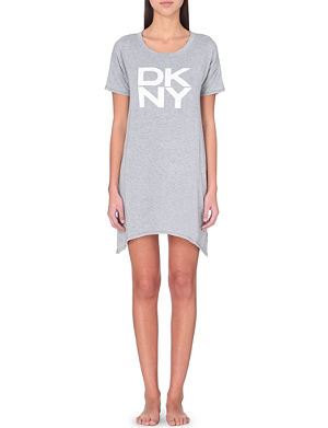 DKNY Nolita short-sleeved jersey sleepshirt