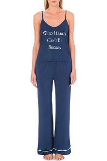 WILDFOX Wild Hearts pyjama set