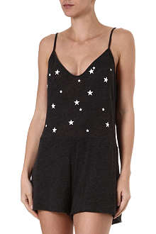 WILDFOX Mine is the Night romper