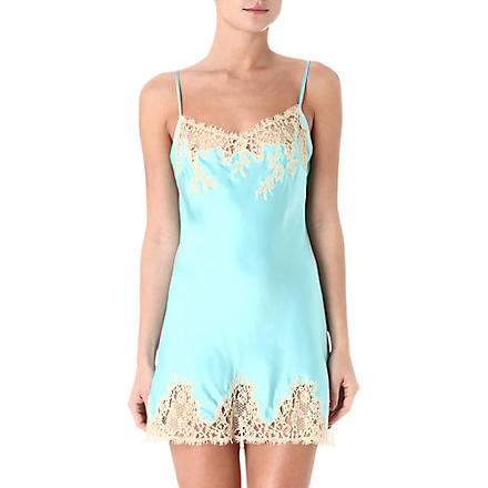 MARJOLAINE Prestige nightdress (Glacial/antique