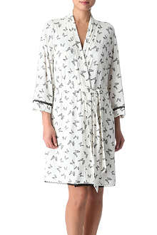 JUICY COUTURE Bow print robe