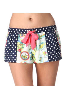 JUICY COUTURE Paradise Found shorts