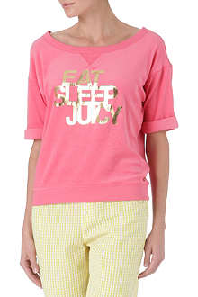 JUICY COUTURE Eat sleep Juicy pullover