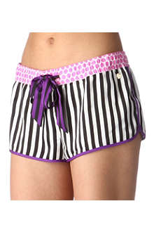 JUICY COUTURE Dot and stripe boxers