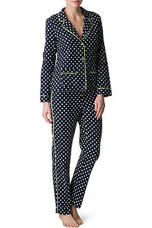 JUICY COUTURE Printed cotton pyjamas