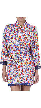 JUICY COUTURE Printed robe
