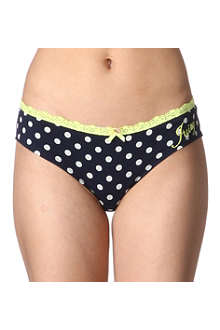JUICY COUTURE Boyshort panty set