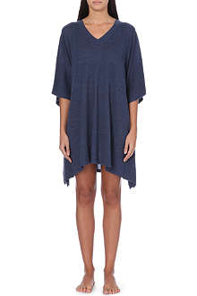 MADELEINE THOMPSON Cashmere and silk-blend kaftan