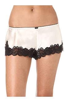 NK IMODE Retro tap shorts