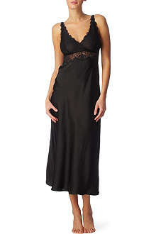 NK IMODE Silk and lace nightgown