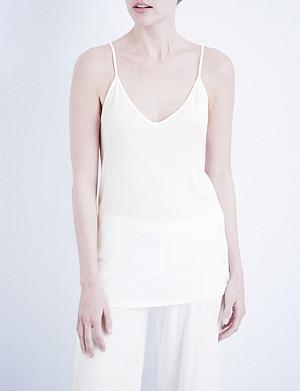 SKIN 365 cotton camisole