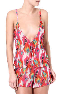 BEAUTIFUL BOTTOMS Drop-back playsuit