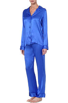 MC LOUNGE Silk pyjama set