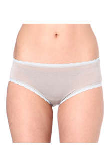 SKIN Organic cotton boyshort