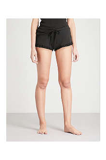 SKIN 365 ribbed shorts