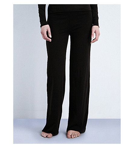 SKIN 365 double-layer trousers (Black