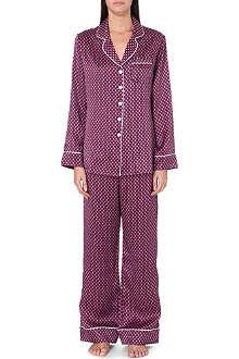 OLIVIA VON HALLE Mira pyjamas