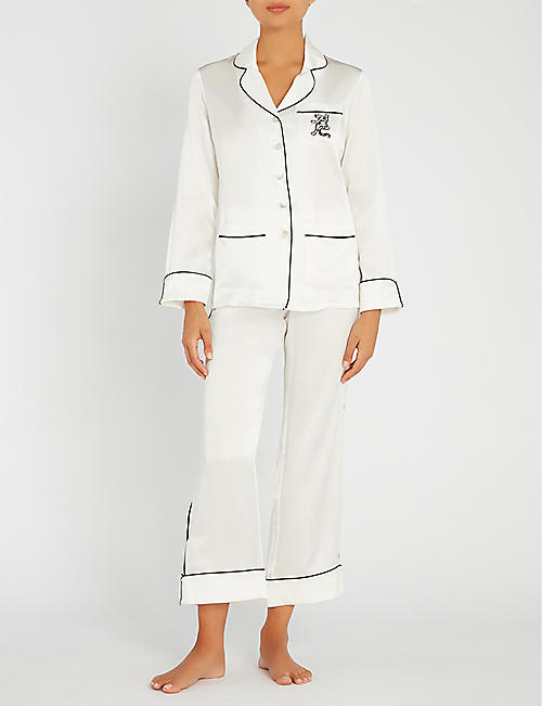 Nightwear - Pyjamas, Nightshirts & Dressing Gowns | Selfridges