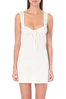 BODAS Short jersey nightdress