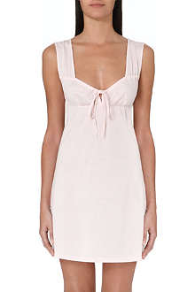 BODAS Short cotton-jersey nightdress
