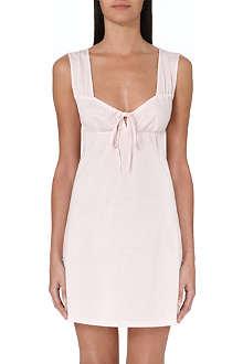 BODAS Short cotton-jersey nightdress