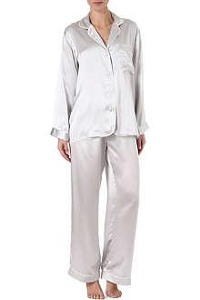 BODAS Silk pyjama set