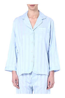 BODAS Cotton pyjama shirt