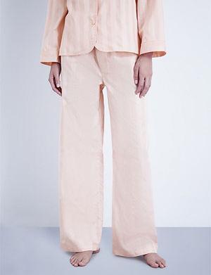 BODAS Cotton pyjama trousers