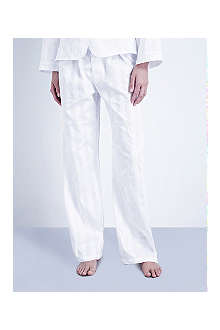 BODAS Cotton pyjama trousers