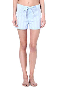 BODAS Cotton pyjama shorts