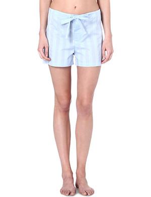 BODAS Cotton pyjama shorts