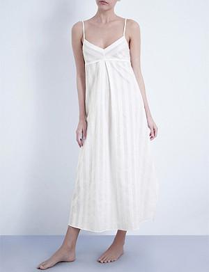 BODAS Long cotton nightdress
