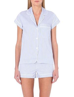 BODAS Verbier cotton pyjama shirt
