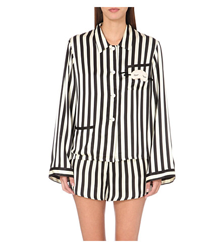 MORGAN LANE Ruthie pyjama set (Stripe