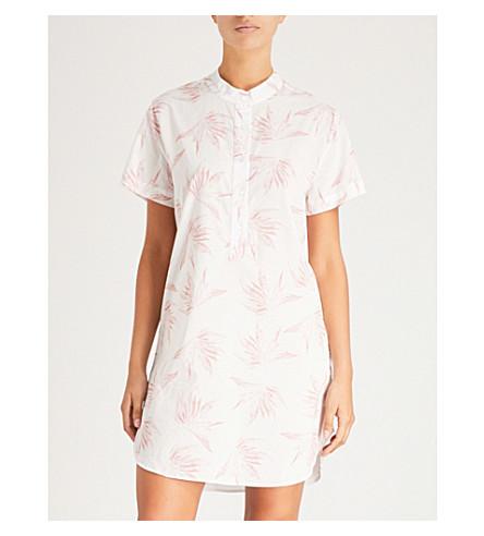DEMPSEY tunic AND cotton DESMOND Deia pink AND DEMPSEY DESMOND White Deia voile qHWaA7Xw