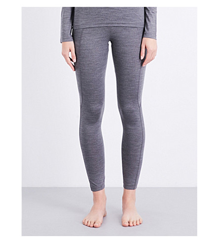MORPHO AND LUNA Remy wool leggings (Slate
