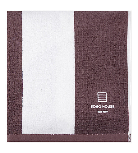 SOHO HOME New York pool towel 180x99cm (New+york