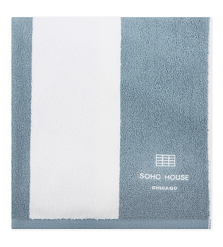 SOHO HOME Chicago House cotton pool towel 180x99cm (Chicago