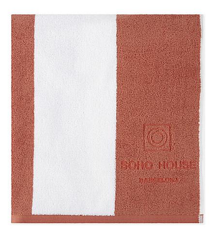 SOHO 家庭巴塞罗那众议院游泳池毛巾 180x99cm (巴塞罗那