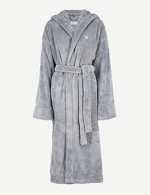 SOHO HOME House fleece robe 92ebe4af1