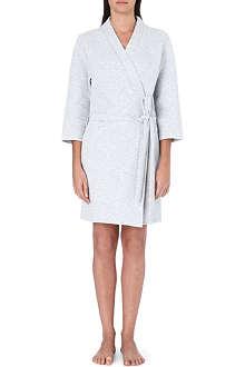 PRINCESSE TAM TAM Quilted robe