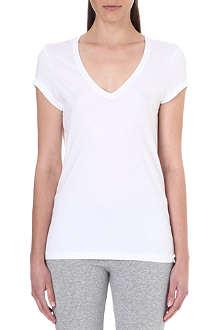 PRINCESSE TAM TAM Jolie v-neck t-shirt