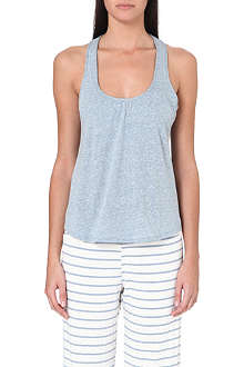 EBERJEY Heather racerback pyjama top