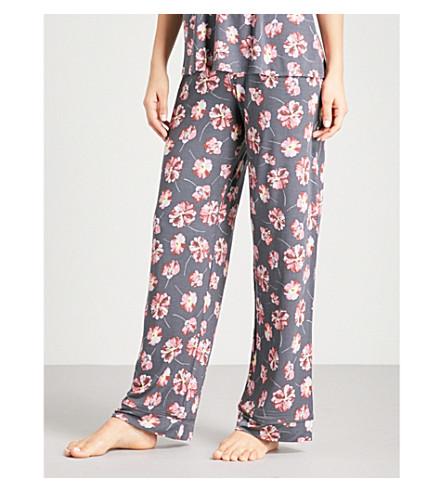 EBERJEY Veranda jersey pyjama bottoms (Multi