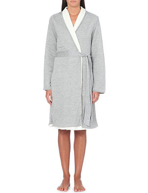 EBERJEY Alpine chic classic dressing gown