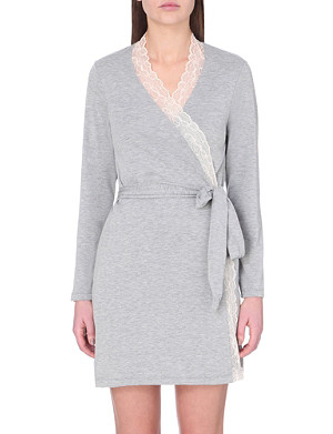EBERJEY Quinn jersey robe